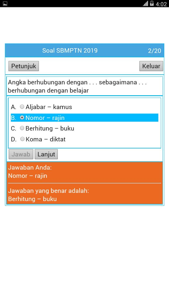 Soal Sbmptn 2019 For Android Apk Download