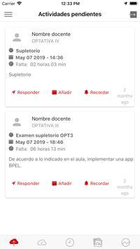 App UTN  (Estudiantes) screenshot 1