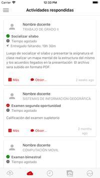 App UTN  (Estudiantes) screenshot 2