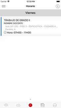 App UTN  (Estudiantes) screenshot 3