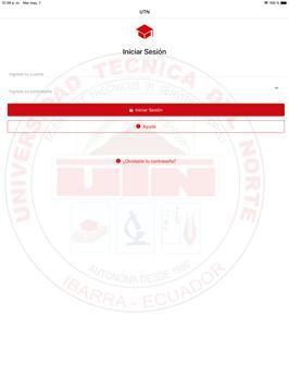 App UTN  (Estudiantes) screenshot 7