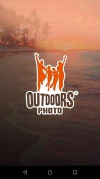 Outdoors Photo poster