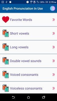 English Pronunciation In Use скриншот 13