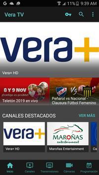 Poster VeraTV