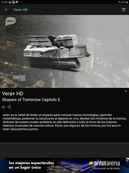 10 Schermata VeraTV