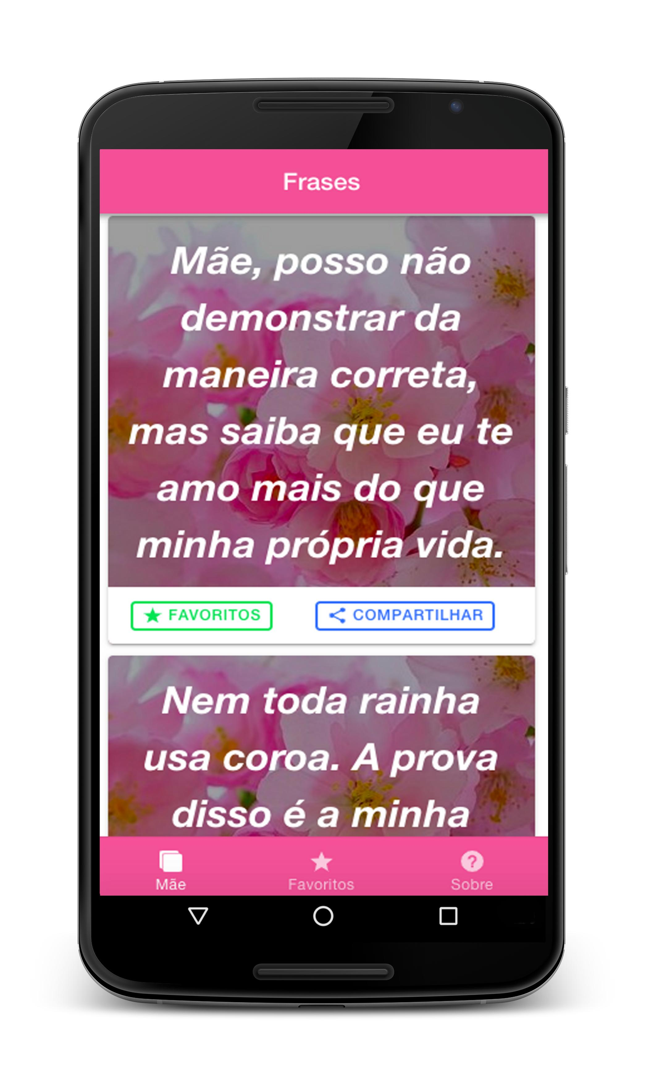 Frases Mãe Querida For Android Apk Download