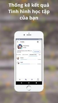 vSpeak - Luyện giao tiếp tiếng anh và tiếng nhật screenshot 4