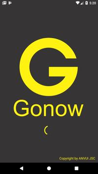 GONOW BUS poster