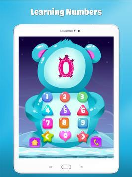 Wiskunde oefenen leren tellen voor kinderen spel screenshot 6