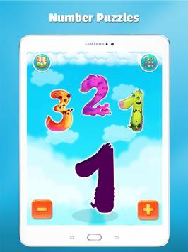 Wiskunde oefenen leren tellen voor kinderen spel screenshot 9