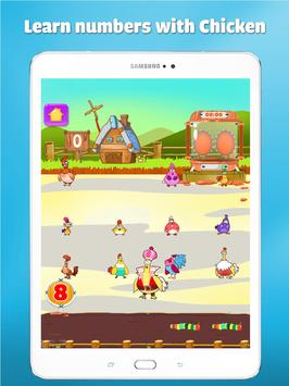 123 number games for kids - Cool math games screenshot 10