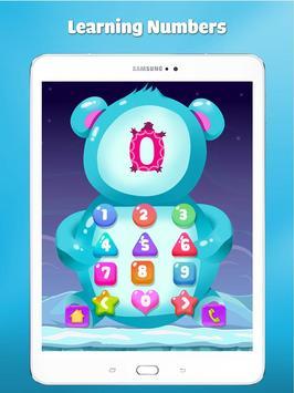 Wiskunde oefenen leren tellen voor kinderen spel screenshot 12