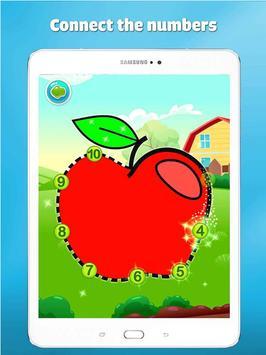 Wiskunde oefenen leren tellen voor kinderen spel screenshot 17