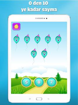 Okul öncesi sayma sayıları - matematik oyunları Ekran Görüntüsü 14
