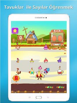 Okul öncesi sayma sayıları - matematik oyunları Ekran Görüntüsü 16