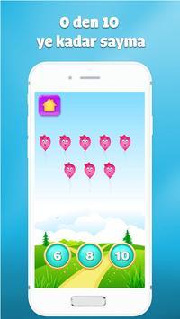 Okul öncesi sayma sayıları - matematik oyunları Ekran Görüntüsü 2
