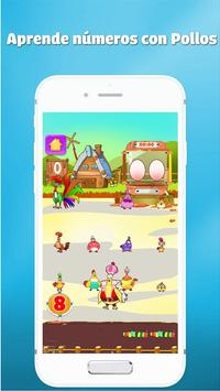 juegos de numeros para niños - Aprender a contar captura de pantalla 4
