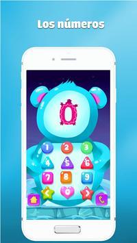 juegos de numeros para niños - Aprender a contar Poster