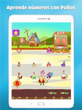 juegos de numeros para niños - Aprender a contar captura de pantalla 10