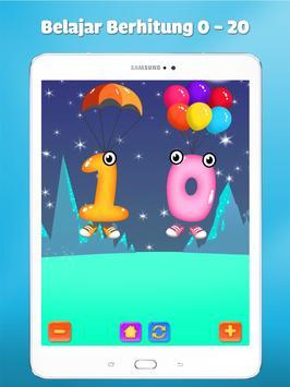 Belajar angka dan berhitung - Game anak gratis screenshot 7