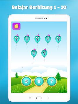 Belajar angka dan berhitung - Game anak gratis screenshot 8