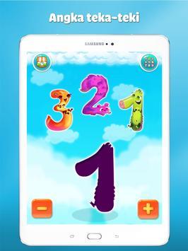 Belajar angka dan berhitung - Game anak gratis screenshot 9