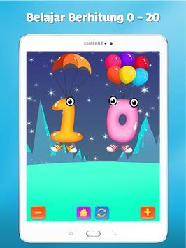Belajar angka dan berhitung - Game anak gratis screenshot 13