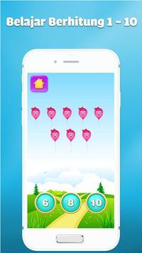 Belajar angka dan berhitung - Game anak gratis screenshot 2