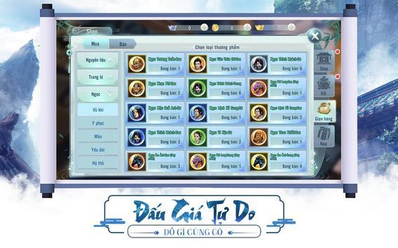Nhất Kiếm Giang Hồ - Ngạo Thế Võ Lâm screenshot 5