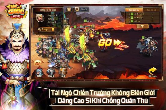 Tam Quốc Origin poster
