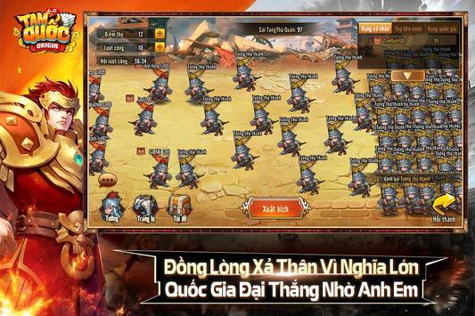Tam Quốc Origin screenshot 1