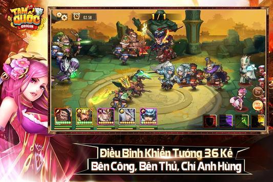 Tam Quốc Origin screenshot 2