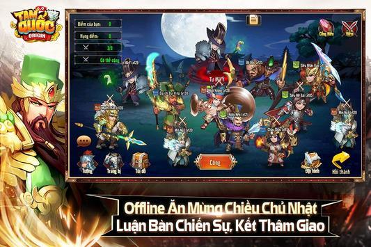 Tam Quốc Origin screenshot 4