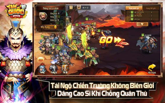 Tam Quốc Origin screenshot 5
