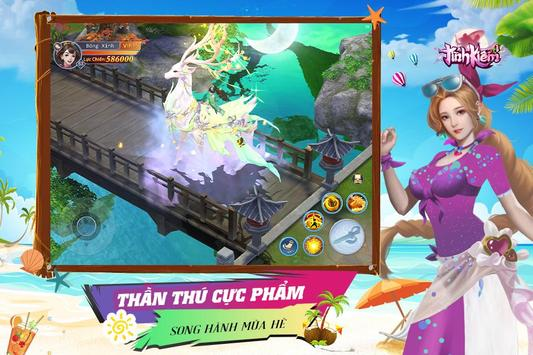 Tình Kiếm 3D screenshot 2