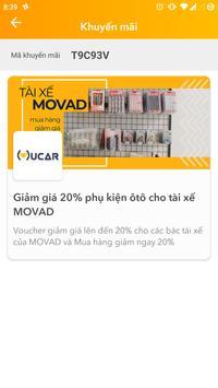 MOVAD Driver screenshot 3