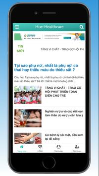 Huế Healthcare poster