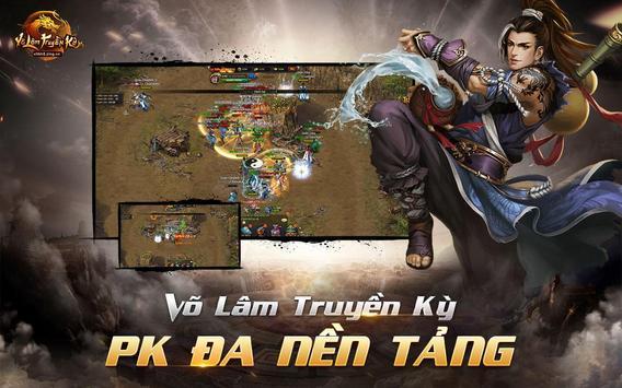 Võ Lâm Truyền Kỳ H5 | Đầu tiên tại Việt Nam poster