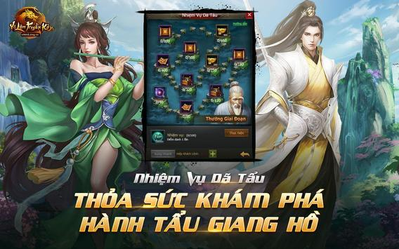 Võ Lâm Truyền Kỳ H5 | Đầu tiên tại Việt Nam screenshot 2