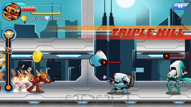 Robo Avenger screenshot 3
