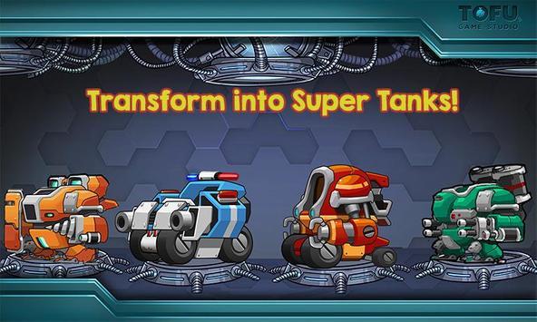 Robo Avenger screenshot 1
