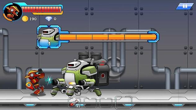 Robo Avenger screenshot 2