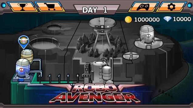 Robo Avenger screenshot 4