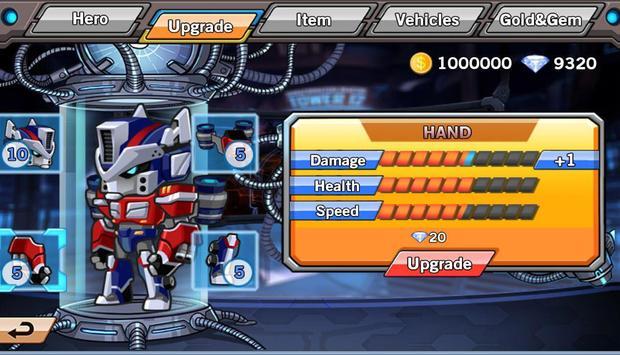 Robo Avenger screenshot 5