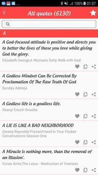 Best God Quotes screenshot 4