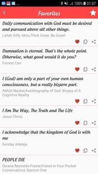 Best God Quotes screenshot 5