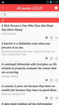 Best Wealth Quotes screenshot 4