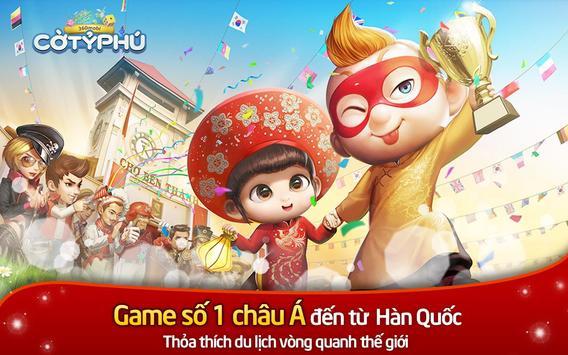360mobi Cờ Tỷ Phú poster ...