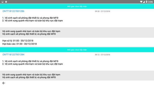 VNPT Dien Bien Manager screenshot 5