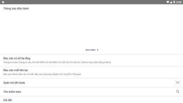 VNPT Dien Bien Manager screenshot 2